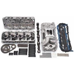 Edelbrock Total Power Package Top End kit for Chevrolet 396-454 Big-Block