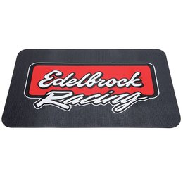 Edelbrock Fender Cover, Edelbrock Racing