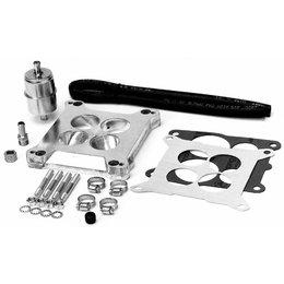 Edelbrock Carburator To Q-Jet intake Adapter Kit