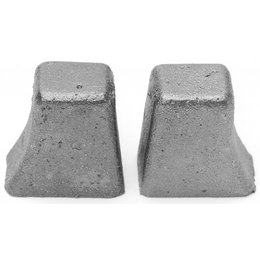 Edelbrock Cast iron Exhaust Crossover Plugs, Oldsmobile
