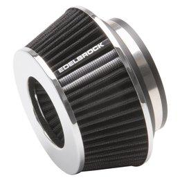 Edelbrock Conical Air Filter, Pro-Flo Series, Compact Cone