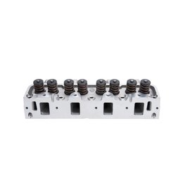 Edelbrock CYL HEAD BBF PERF RPM FE 390-428 COBRA JET FOR HYD ROLLER CAM (Ea)