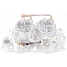 Edelbrock Hi-Tech 2 X 4 Throttle Linkage
