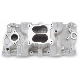 Edelbrock Performer RPM Manifold, Chevrolet Small Block, Q-jet