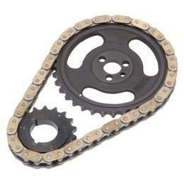 Edelbrock Timing Chain And Gear Set, Chevrolet 348/409