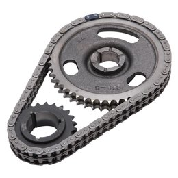 Edelbrock Timing Chain And Gear Set, Amc 290-401