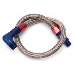 Edelbrock Fuel Line Kit, 27 Inch
