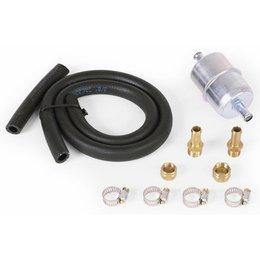 Edelbrock Fuel Line and Filter Kit, Universal