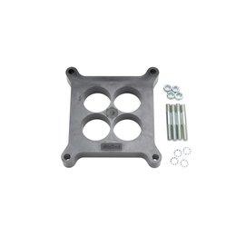 Edelbrock Carburateur Spacer 4-Gaats, 25.5mm