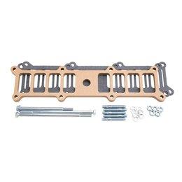 Edelbrock Upper Manifold Spacer Kit, Ford 5.0 L EFI Performer RPM II