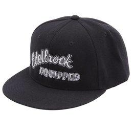 Edelbrock Cap, Edelbrock Equipped, Flat Bill, Snap-Back