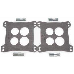 Edelbrock Dual Quad Insulator Kit