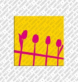 ART-DOMINO® by SABINE WELZ Magnet Amsterdam - 02