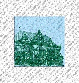 ART-DOMINO® by SABINE WELZ Magnet Bremen - 05