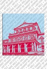 ART-DOMINO® by SABINE WELZ Hanover - State Opera