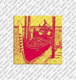 ART-DOMINO® by SABINE WELZ Magnet - Venice - 01