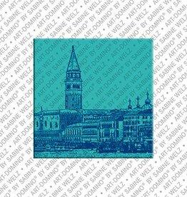 ART-DOMINO® by SABINE WELZ Magnet - Venice - 02