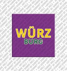 ART-DOMINO® by SABINE WELZ Magnet Würzburg - 00
