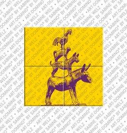 ART-DOMINO® by SABINE WELZ MAGNETBILD BREMEN - 01