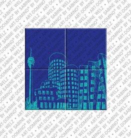 ART-DOMINO® by SABINE WELZ MAGNETBILD DÜSSELDORF - 01
