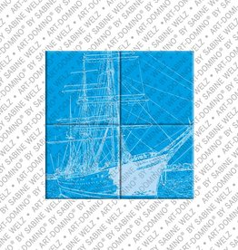 ART-DOMINO® by SABINE WELZ MAGNETBILD HAMBURG - 15