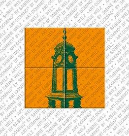 ART-DOMINO® by SABINE WELZ MAGNETBILD HANNOVER - 01