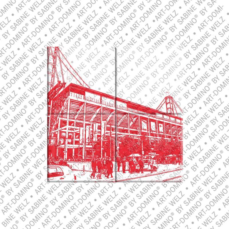 Magnetbild Köln - Magnetbilder mit Stadtmotiven - ART-DOMINO® CITIES ...