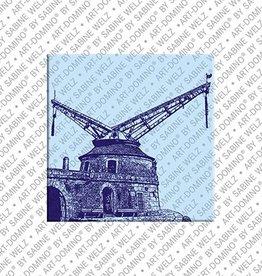 ART-DOMINO® by SABINE WELZ Magnet Würzburg - 02
