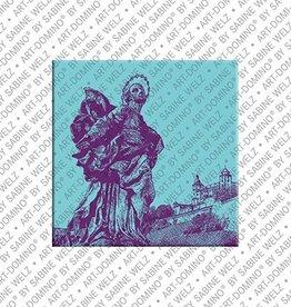 ART-DOMINO® by SABINE WELZ Magnet Würzburg - 04