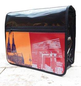 ART-DOMINO® by SABINE WELZ CITY-BAG KÖLN Nr. 425