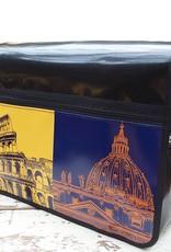 ART-DOMINO® by SABINE WELZ CITY-BAG Nr. 429: Rom