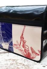 ART-DOMINO® by SABINE WELZ CITY-BAG Nr. 384: Hamburg