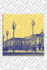 ART-DOMINO® by SABINE WELZ Nice - Place Masséna