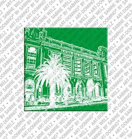 ART-DOMINO® by SABINE WELZ Magnet - Nizza - 12