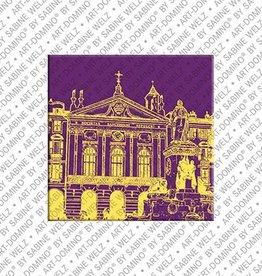 ART-DOMINO® by SABINE WELZ Magnet - Nizza - 13