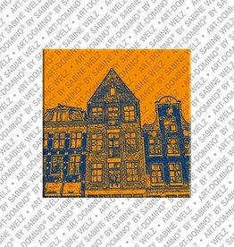ART-DOMINO® by SABINE WELZ Magnet Amsterdam - 04