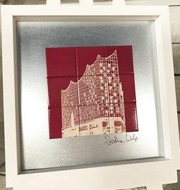 ART-DOMINO® by SABINE WELZ MAGNETBILD HAMBURG - 9-03