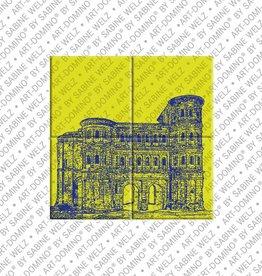 ART-DOMINO® by SABINE WELZ MAGNETBILD TRIER - 01