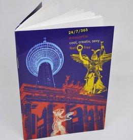 ART-DOMINO® by SABINE WELZ CARNET DE NOTES - BERLIN