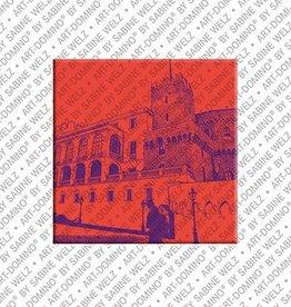 ART-DOMINO® by SABINE WELZ Magnet - Monaco - 02