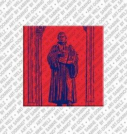 ART-DOMINO® by SABINE WELZ Magnet - Wittenberg - 03