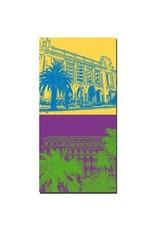 ART-DOMINO® by SABINE WELZ Nice - Palais de la Mediterranée + Hotel West End
