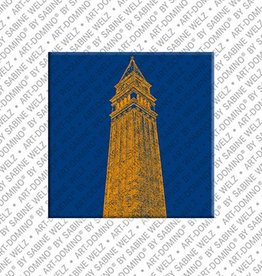 ART-DOMINO® by SABINE WELZ Magnet - Venice - 09