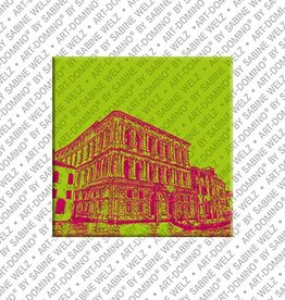 ART-DOMINO® by SABINE WELZ Magnet - Venice - 11