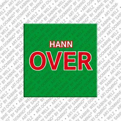 ART-DOMINO® by SABINE WELZ Hanover - Lettering Hanover