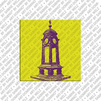 ART-DOMINO® by SABINE WELZ Hanover - Kröpcke clock 2