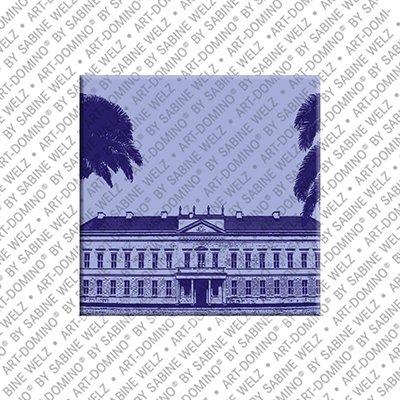 ART-DOMINO® by SABINE WELZ Hanover - Castle Herrenhausen