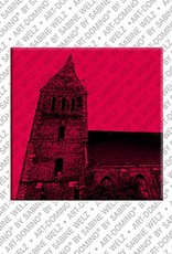 ART-DOMINO® by SABINE WELZ Hanover - Market Church