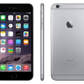 Iphone 6 space Grey 64GB Nieuw