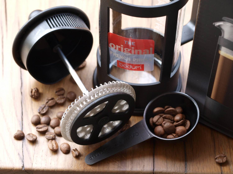 Kaffee trinken gegen Kilos
